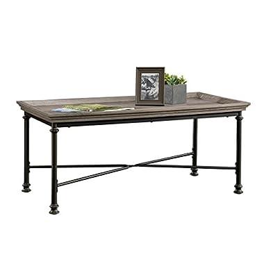 Sauder 419233 Coffee Table, 41.496  L x 22.520  W x 17.992  H, Northern Oak