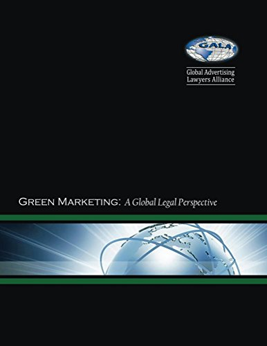 Green Marketing: A Global Legal Perspective (English Edition)