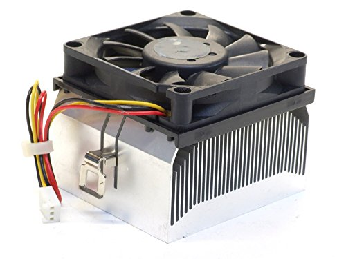 AMD CMDK8-7I52D CPU Processor Cooler Heat-Sink Fan Socket Sockel AM2 AM3 FM1 FM2 (Generalüberholt)