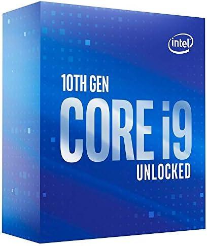 Processador Intel Core i9-10850K, Cache 20MB, 3.6GHz (5.2GHz Turbo Max), LGA1200 – BX8070110850K