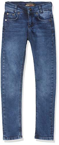 Blue Effect Jungen Slim Jeans - Skinny, Ultrastretch , Blau (Medium blue) , 134