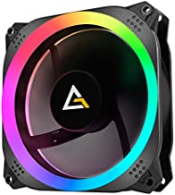 Antec Prizm 140mm Addressable RGB Case Fan Radiator (no controller hub included)
