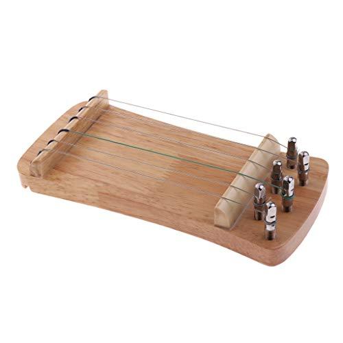 JNT Guzheng Handtrainer Guzheng 6 Cord Fingertrainingsgerät Zither-Praxis-Werkzeug