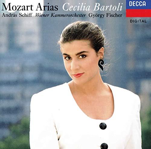 Mozart Arias (K582,K578,K505)(Non So Più Cosa Son, Cosa Faccio,Voi Che Sapete..
