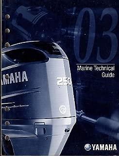 2003 YAMAHA OUTBOARD MARINE TECHNICAL SERVICE MANUAL (722)