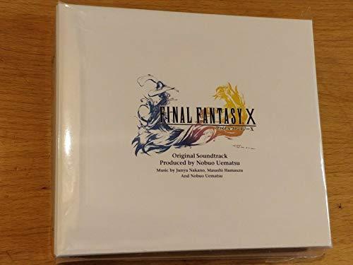 Square Enix - Final Fantasy X (Banda sonora CD)