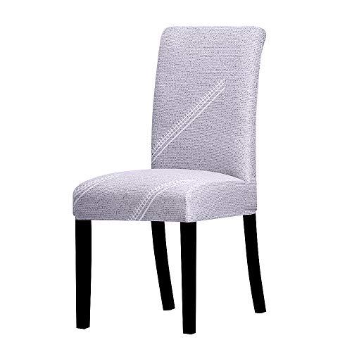 COTZFUK tamaño universal silla cubierta asiento silla fundas protector asiento fundas para hotel banquete comedor decoración del hogar K320 tamaño universal
