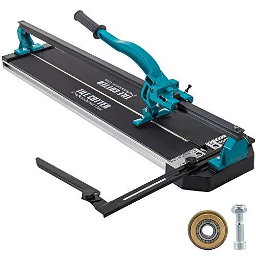 Husuper Cortadora de Azulejos 35mm-1000mm Cortadora de Cerámica Máquina para Cortar Azulejos con Láser Cortador de Azulejos Manual Tile Cutter cortador de baldosas