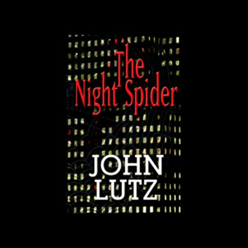 The Night Spider audiobook cover art