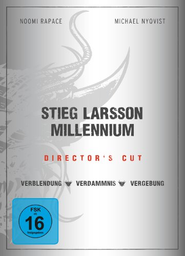 Stieg Larsson - Millennium Trilogie [Director's Cut] [3 DVDs]