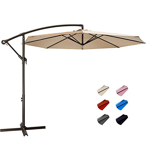 KITADIN Offset Umbrella