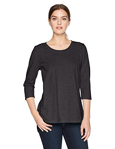 Neon Buddha Women's Standard Timeless Top, Carbon, Extra Large