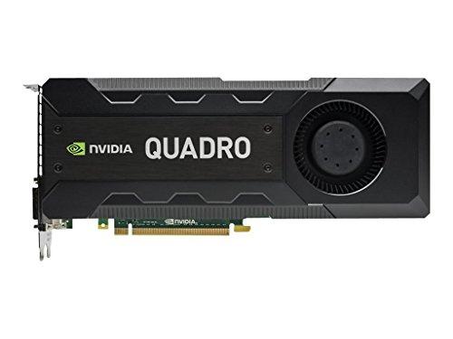 HP NVIDIA Quadro K5200 8GB Graphics