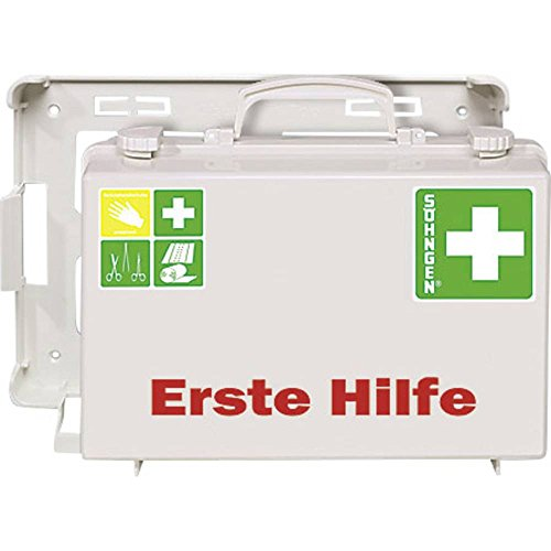 Söhngen 0301139 Kit EHBO-koffer sn-cd DIN 13157 wit