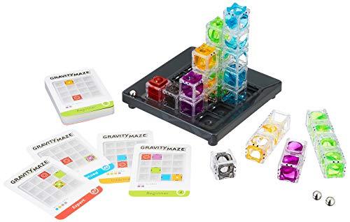 Think Fun ThinkFun Gravity Maze (763399), Multicolor (RAVENSBURGER