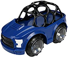 Bright Starts Ford Rattle & Roll F-150 Raptor Easy Grasp Push Vehicle