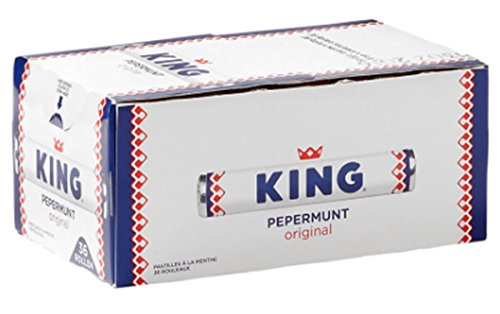 King original Pepermunts 36 Rollen (Pfefferminzrollen)