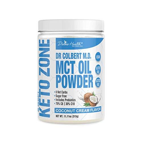 Divine Health Keto Zone MCT Oil Powder