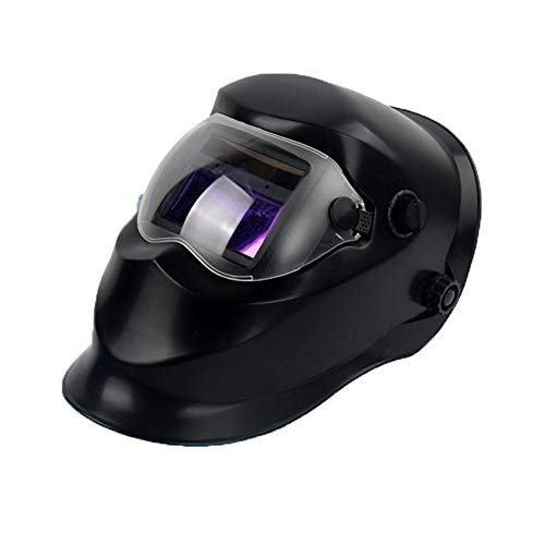 L-SLWI Autom.Abblendend Maske Am Kopf Montierten Elektroschweißen Argon Arc Solar Schweißer Schweißhelm Schweißschutzmaske Schweiß