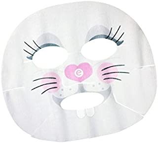Essence Wood You Love Me? Hydrating Face Sheet Mask - 01 Be Happy! Be A Bunny! 1 Mask