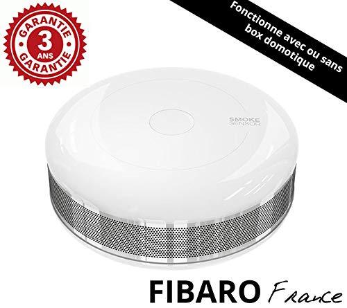 Détecteur de fumée FIBARO 3