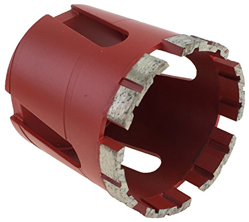 PRODIAMANT Premium diamant-blikverzinker metselwerk 68mm rood