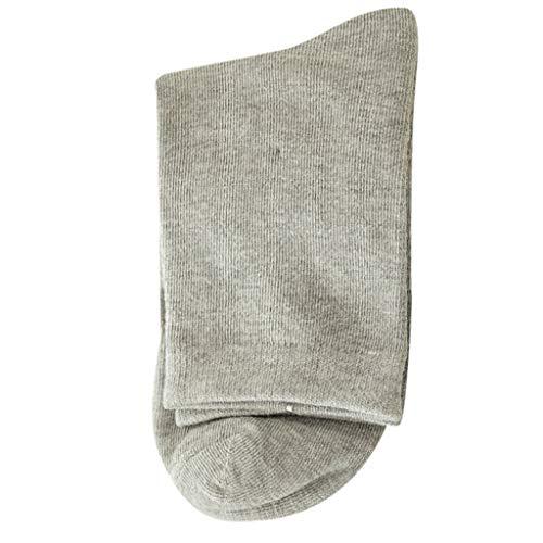 COMIOR Herren Sportsocken Schweißabsorbierende Socken Baumwollsocken Männer Wintermode Baumwolle Atmungsaktiv Lässig Sport Schweiß Deo