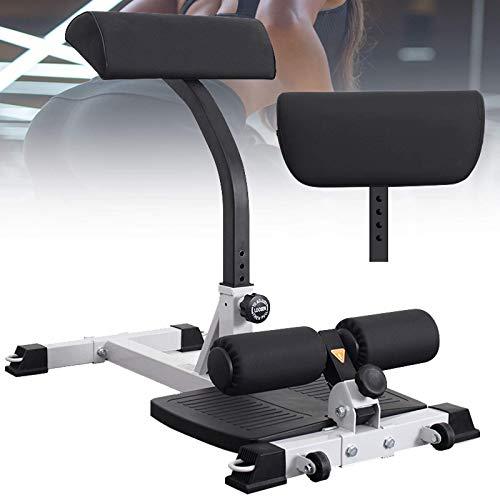 DSHUJC Máquina de Sentadillas, máquina de Sentadillas multifunción, Dispositivo Auxiliar de Flexiones...