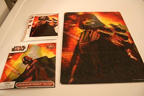 Star Wars The Clone Wars Lenticular Puzzle [100piezas]