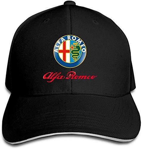 Trushop Gorra Sandwich Alfa Romeo Sandwich Baseball Caps For...