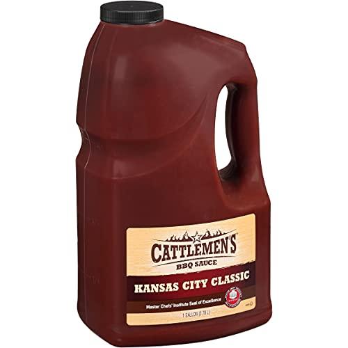 Cattlemen's Kansas City Classic BBQ Sauce, 1 gal