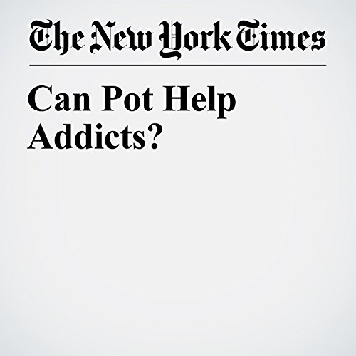 Can Pot Help Addicts? audiobook cover art