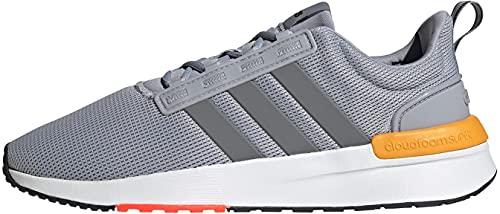 adidas Racer TR21, Zapatillas de Running Hombre, PLAHAL/Gris/Sedoso, 42 EU