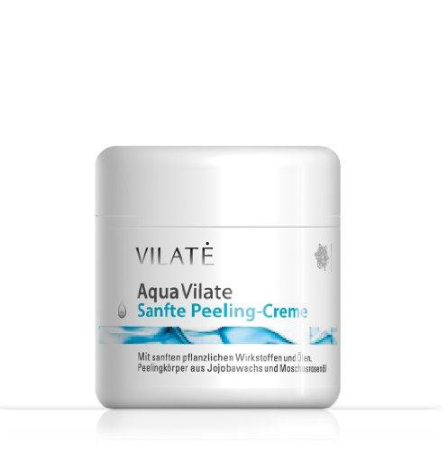 Aqua Vilate Sanfte Peeling-Creme, Peelingkörper aus Jojobawachs!