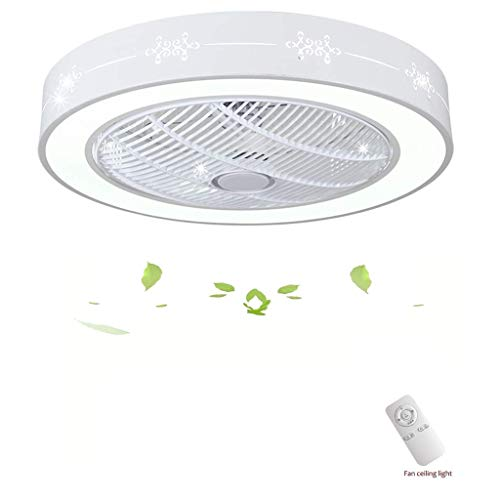 JYDQM Luz de Techo de Montaje al RAS de Intensidad Regulable con Mando a Distancia de Techo Redonda Control de la lámpara de iluminación Cocina Baño Temperatura de la Sala de Color y Ajuste de Brillo