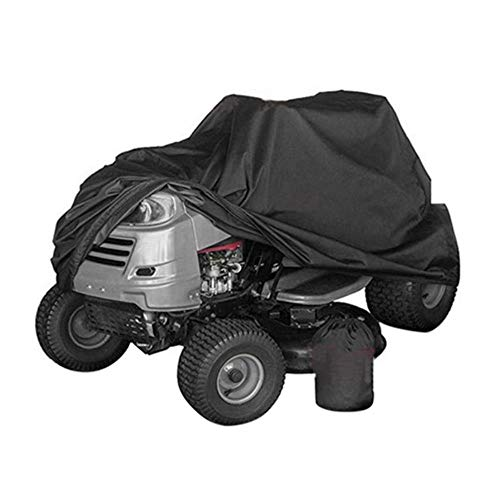 Huien Black Oxford stoffen maaikap Waterdichte hoes Tractor Zonwering Autohoes Luifel Luifel Schaduwdoek, rood