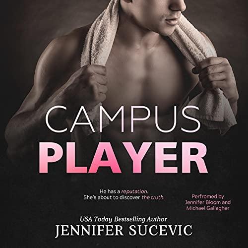 Couverture de Campus Player