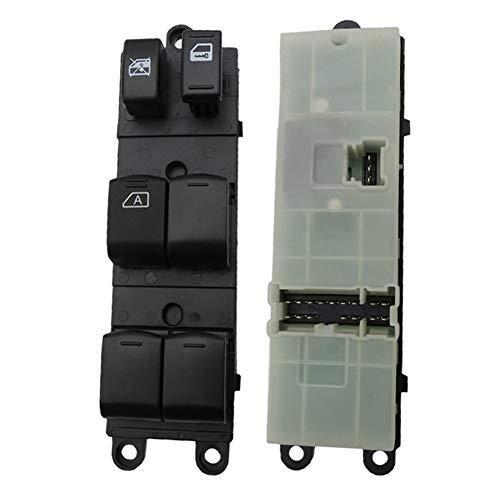 Interruptor de Control de Ventana Interruptor eléctrico 25401-1JY0A 254011JY0A NUEVA ventana principal de la ventana de energía del interruptor en forma for Nissan TIIDA QASHQAI 2 I (J10, NJ10, JJ10E)