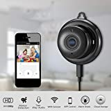 Myonly Heimüberwachungskamera drahtloses Netzwerk WiFi Kamera-Handy Remote-HD-Monitor Babypflege Instrument