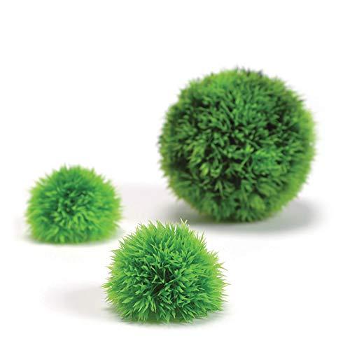 biOrb, Sfere di Muschio, Confezione da 3, Colore Verde