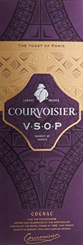 Courvoisier VSOP Cognac (1 x 0.7 l) - 2