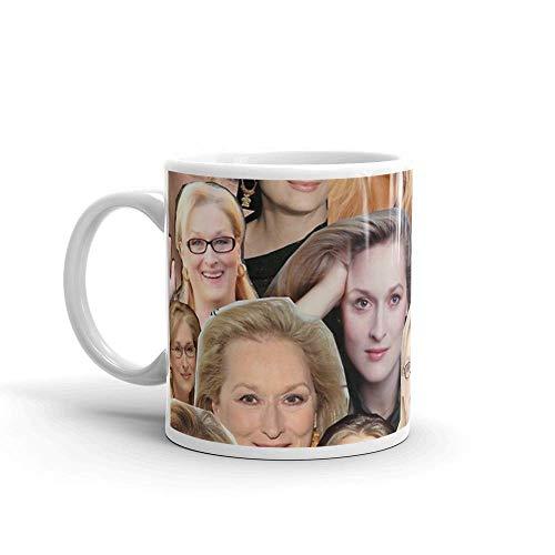 Lsjuee Streep Tease. Tazas de cerámica brillantes de 11 onzas, regalo para amantes del café, taza de café única, taza de café. Tazas de 11 onzas hacen el perfecto