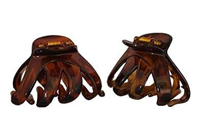 Haarkralle Oktopus Clip Schmetterling