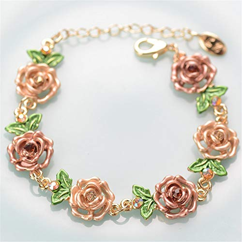 Braccialetto braccialetto cloisonné lady braccialetto gioielli,la caffeina