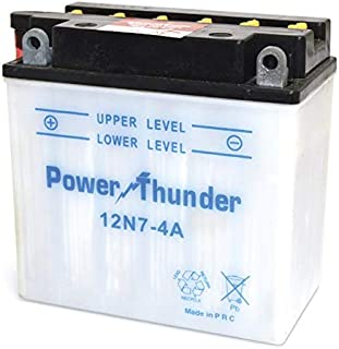 BATTERIA POWER THUNDER 12V/7AH 12N7-4A
