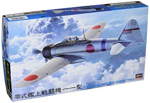 Hasegawa JT42 1/48 A6M2A Zero Fighter Type 11(Zeke) by