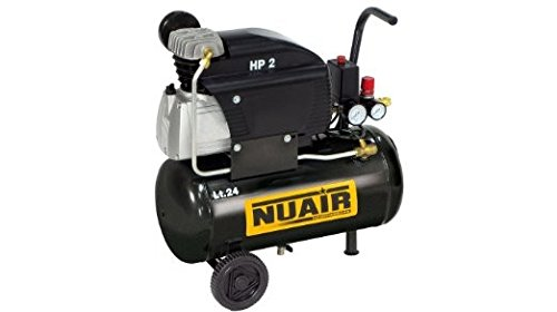 Compressore Nuair FC2 24 Lt 2 HP