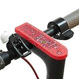 Atuka Funda Protectora de Silicona Impermeable Panel de Control Central Carcasa Protectora a Prueba de Polvo Tablero de Instrumentos para Xiaomi Mijia M365 / M365 Pro Scooter eléctrico