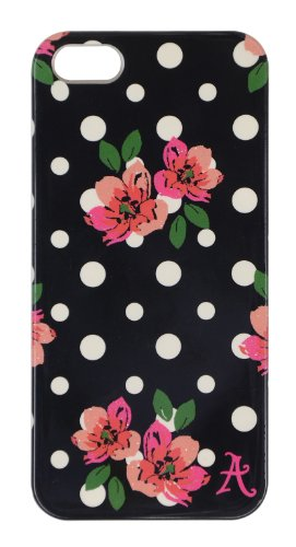 Accessorize Blue Rose Snap-On Case Cover for 2012 Apple iPhone 5 ? ACZIP5BR