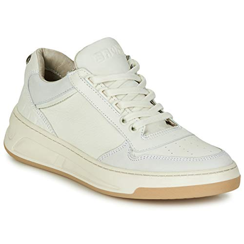 BRONX OLD COSMO Sneakers dames Wit Lage sneakers